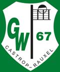 Logo KC Grün Weiss 67 - Korfball Verein